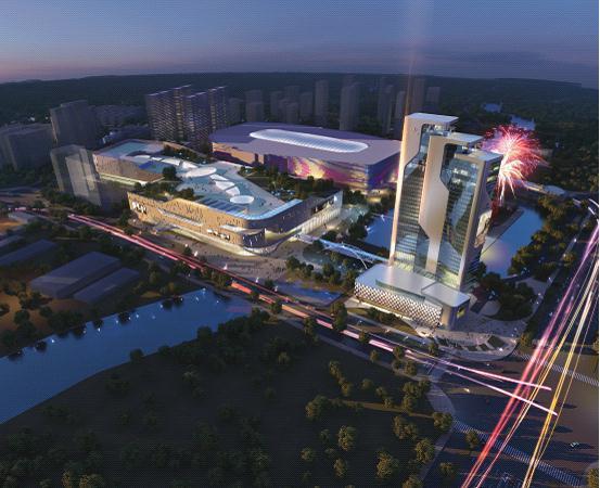 宁波罗蒙环球城商业地块