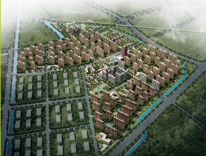 南京上坊保障房项目