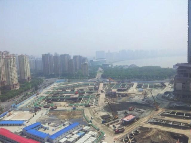 苏州中心广场项目基坑围护工程二标段(A、H、P地块)建设工程