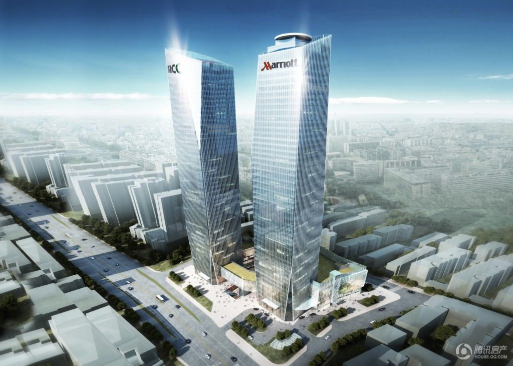 武汉环球贸易中心(ICC)项目