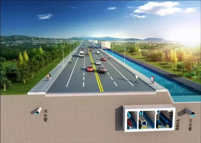 徐州综合管廊项目
