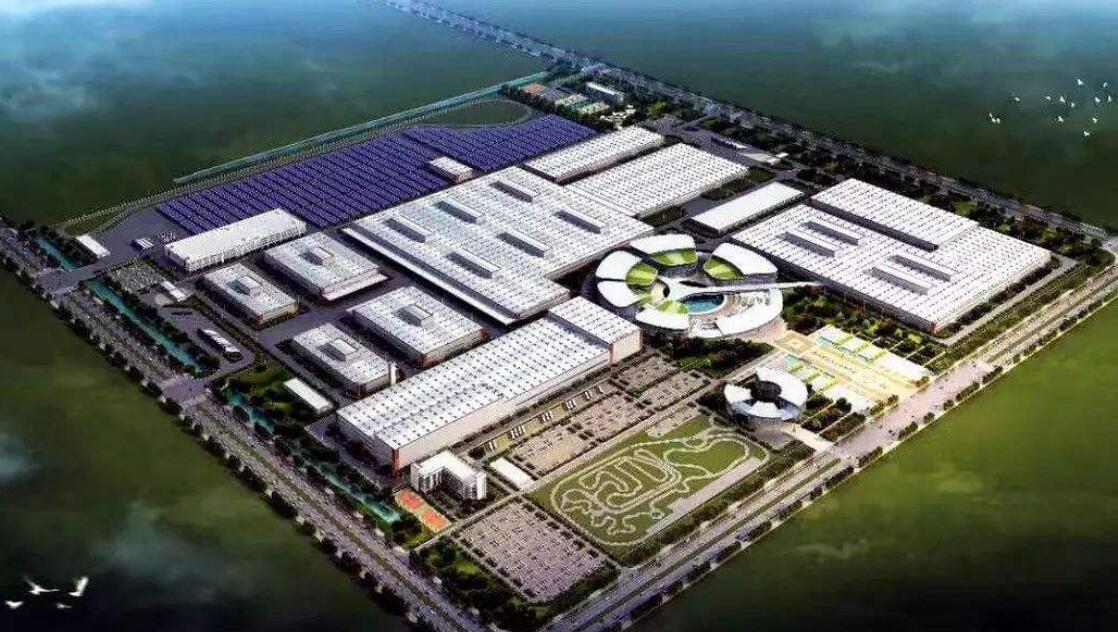 南京FMC汽车厂房项目