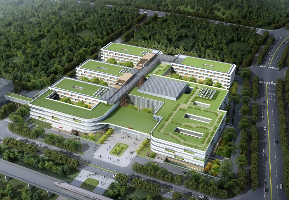 南京仙林中医院项目